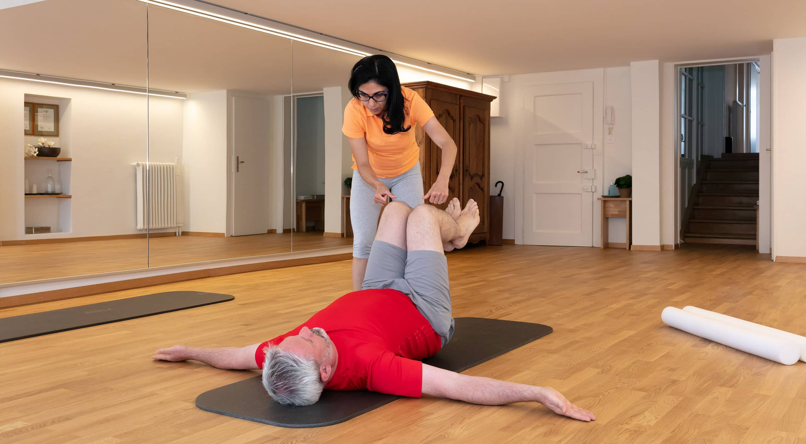 Body toning - Coaching