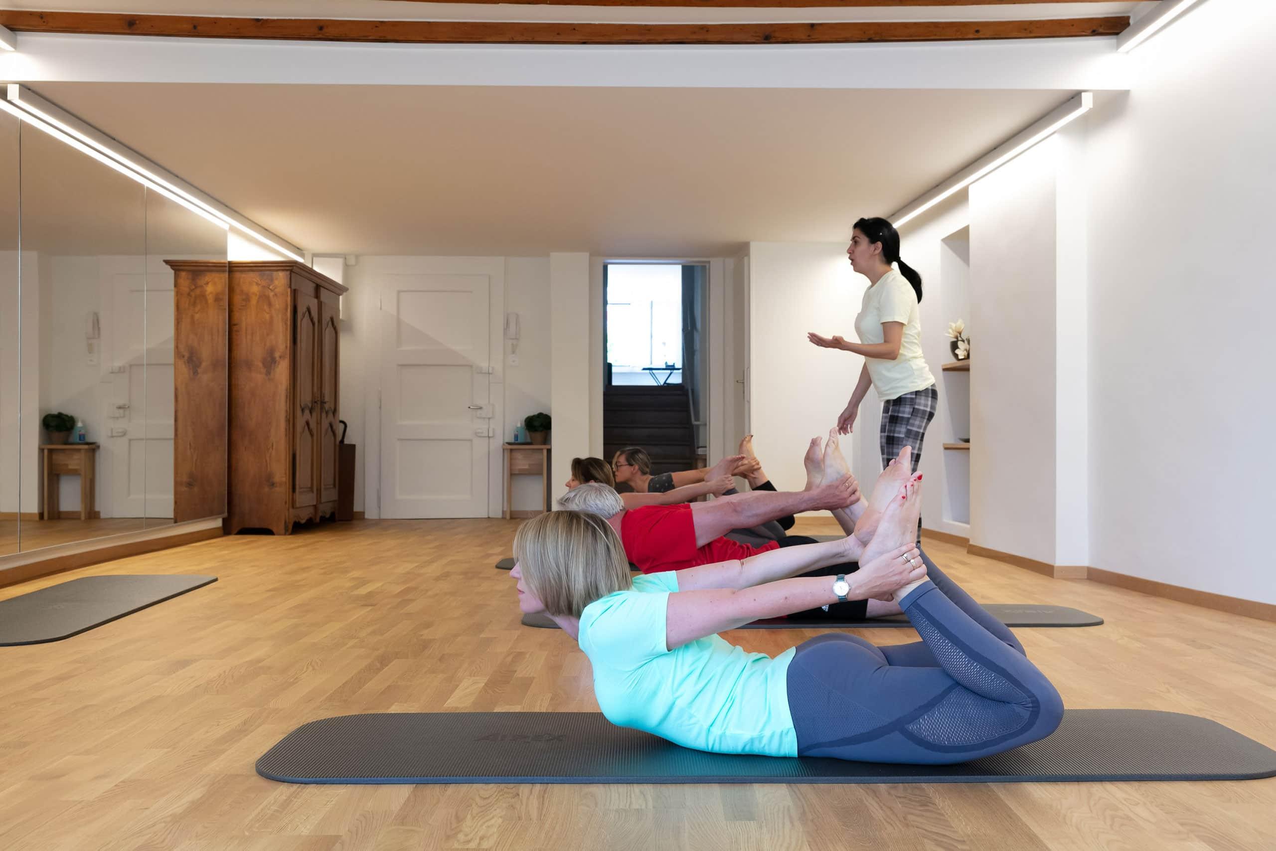 Hatha Yoga - santé physique mentale